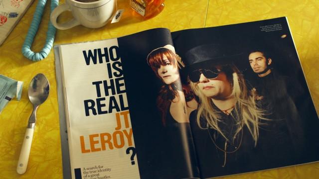『作家、本当のJ・T・リロイ』