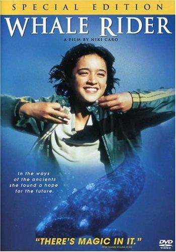 『クジラ島の少女』