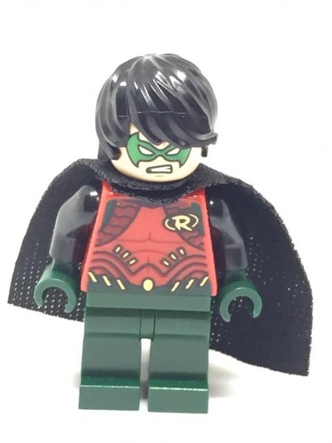 LEGOミニフィグ ロビンsh195 スーパーヒーローズ76035 [並行輸入品]