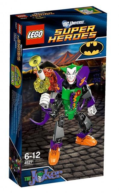 レゴ (LEGO) スーパー・ヒーローズ ジョーカー 4527