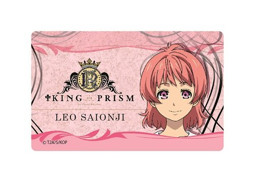 『KING OF PRISM by Pretty Rhythm』 西園寺レオ