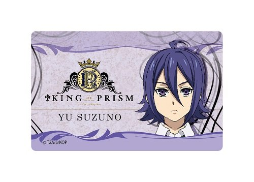 『KING OF PRISM by Pretty Rhythm』 涼野ユウ