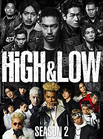 『HIGH&LOW ~THE STORY OF S.W.O.R.D.~』シーズン2