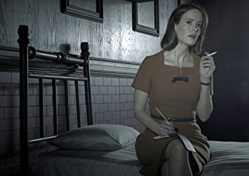 サラ・ポールソン『アメリカン・ホラー・ストーリー:精神科病棟』