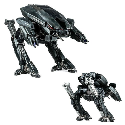 ED-209『ロボコップ』(2014)
