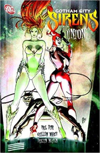Gotham City Sirens Vol. 1 Union HC