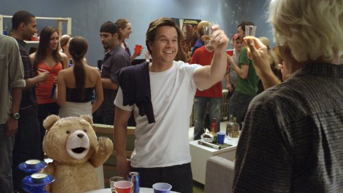マーク・ウォールバーグ『テッド』