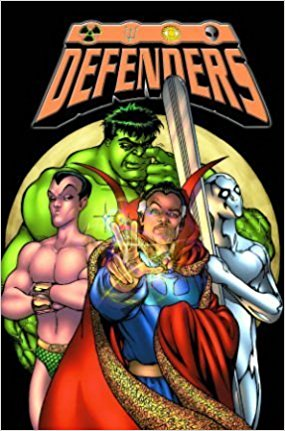 Defenders: Indefensible (Defenders (Marvel Comics))
