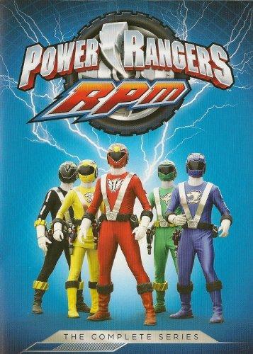 『パワーレンジャー RPM』