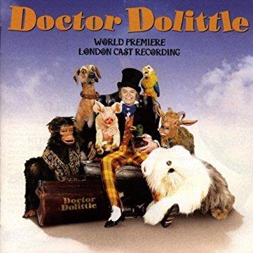 『ドクター・ドリトル』サウンドトラック