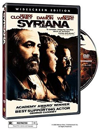 『シリアナ』DVD