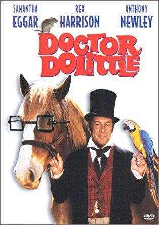 『ドクター・ドリトル』レックス・ハリソン
