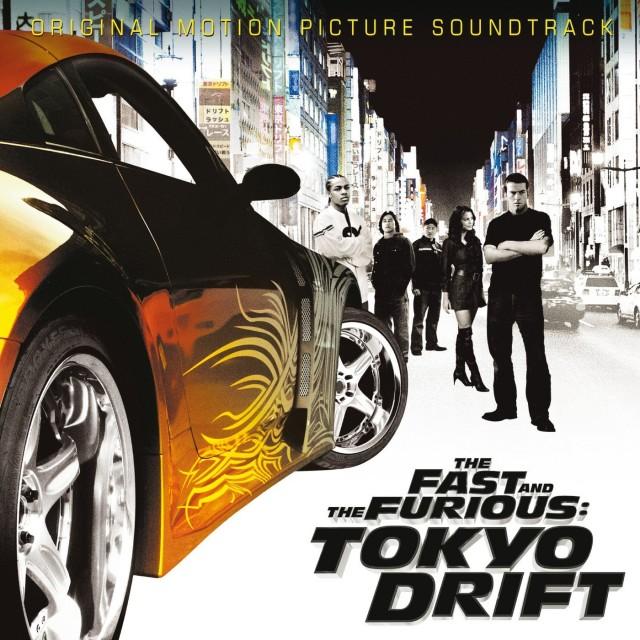 『ワイルド・スピード×3 TOKYO DRIFT』サントラ