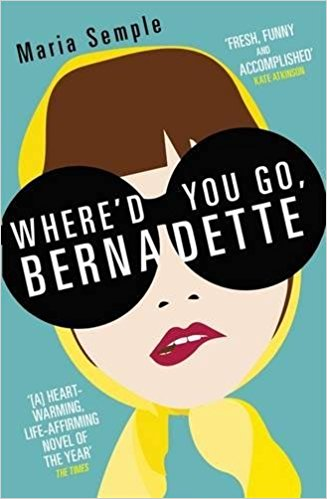 『where'd you go, Bernadette』