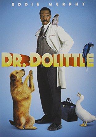 エディー・マーフィー『ドクター・ドリトル』DVD