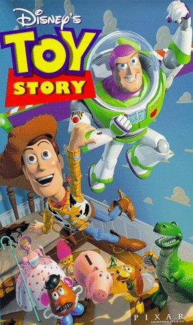 『トイ・ストーリー』VHS