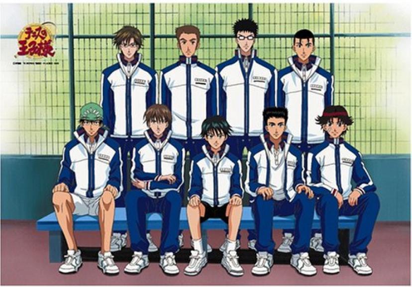 テニスの王子様 青学
