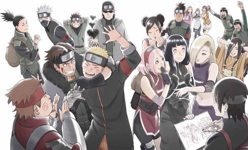 Naruto ナルト 木ノ葉隠れの里の主な一族一覧 Ciatrシアター