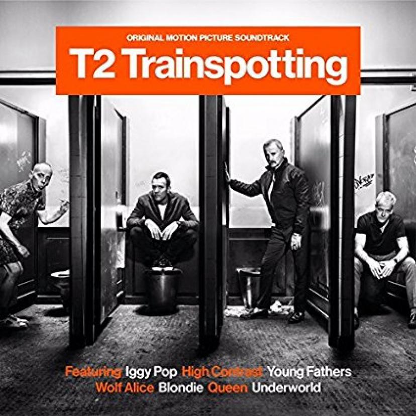 『T2 トレインスポッティング』サントラ