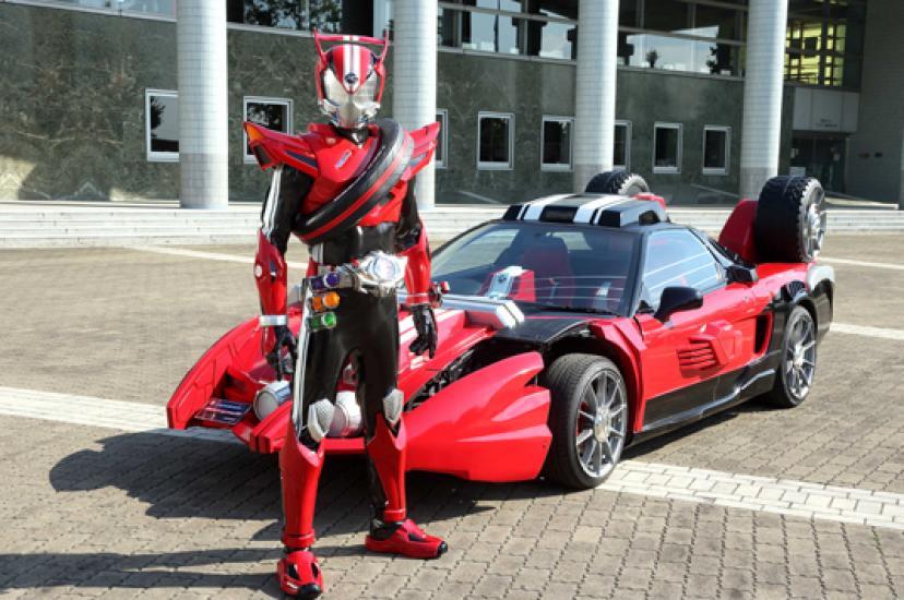 『仮面ライダードライブ』