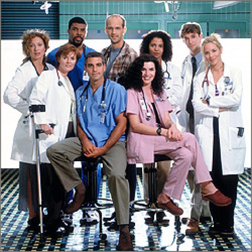 『ER緊急救命室』