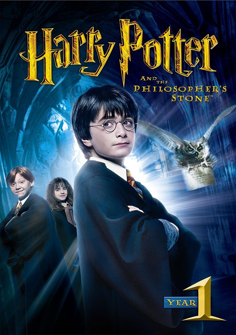 ハリーポッターと賢者の石[dvd]