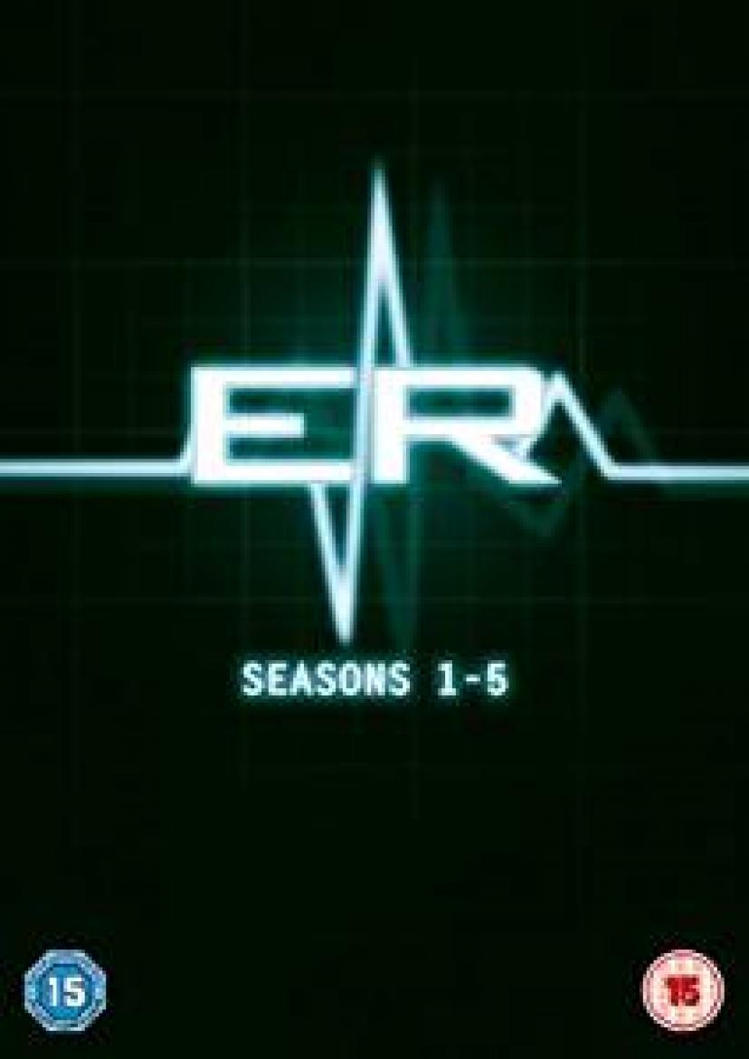 『ER緊急救命室』5