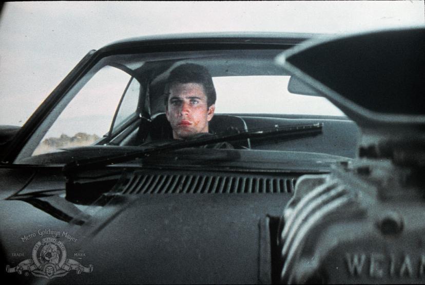 V8インターセプター『マッドマックス』