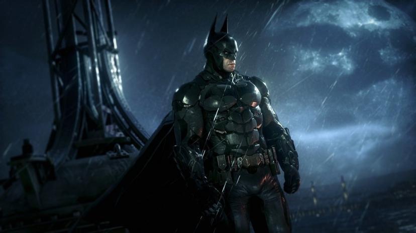 黒いヒーロー・バットマン
