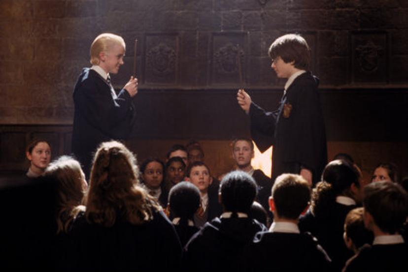 ハリーポッター 秘密の部屋