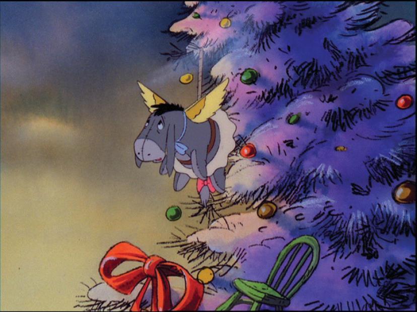 『くまのプーさん/みんなのクリスマス』