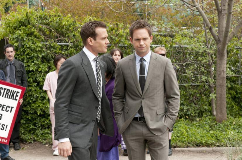 『Suits』