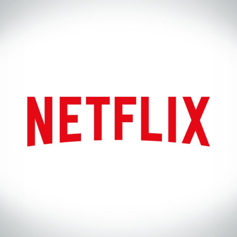 NETFLIX(ネットフリックス)のロゴ