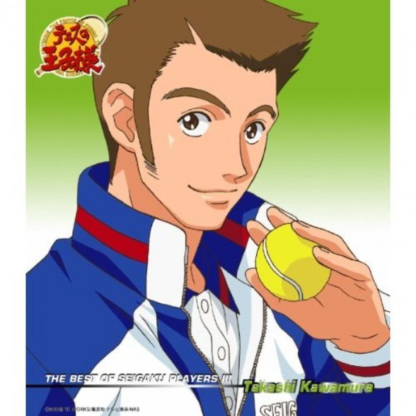 『テニスの王子様』河村隆