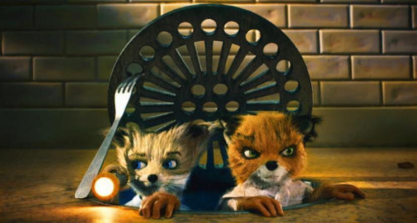 『ファンタスティックMr.FOX』
