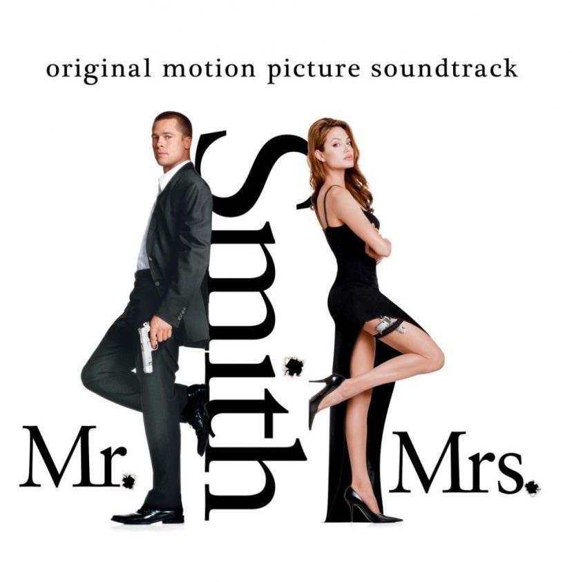 『Mr. & Mrs.』