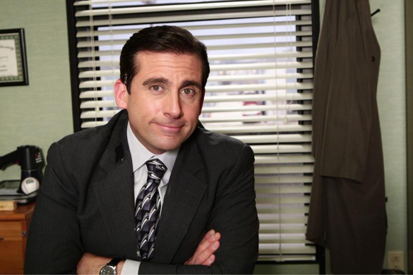 スティーブ・カレル 『オフィス』シーズン4
