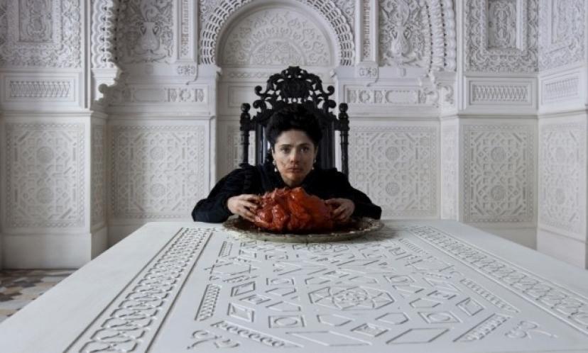 『五日物語 3つの王国と3人の女』サルマ・ハエック