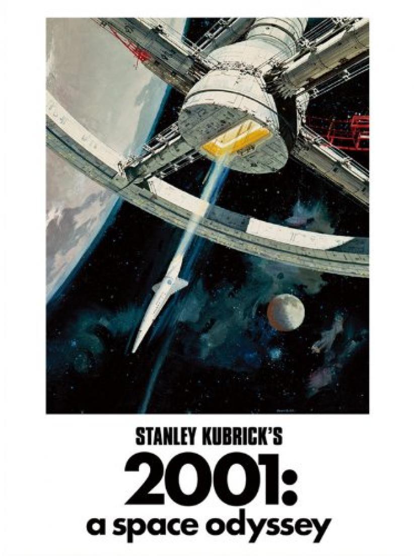 『2001年宇宙の旅』字幕版