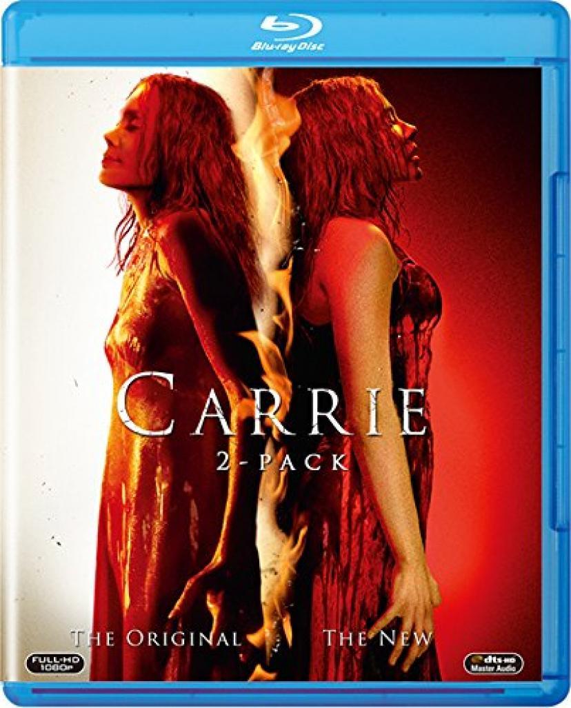 キャリー(2013)+キャリー(1976)ブルーレイパック(2枚組)〔初回生産限定〕 [Blu-ray]