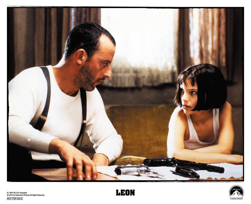 レオンとマチルダ
