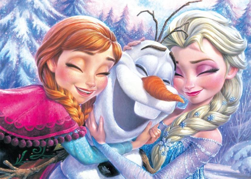 アナと雪の女王5