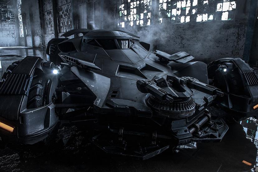 バットモービル バットマン