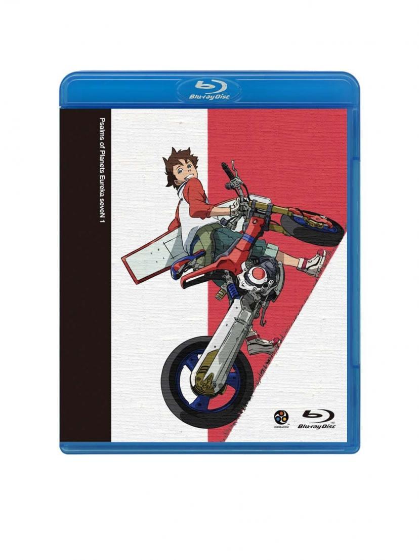 交響詩篇エウレカセブン 1 [Blu-ray]