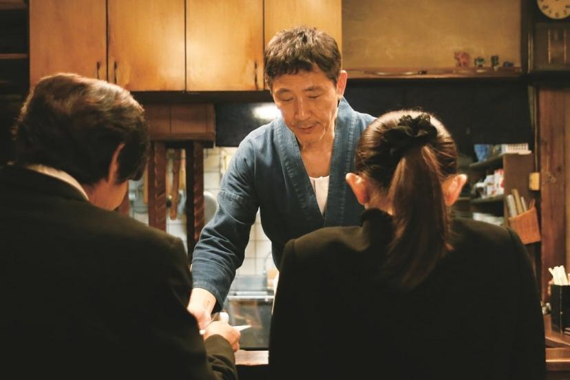 『深夜食堂』小林薫
