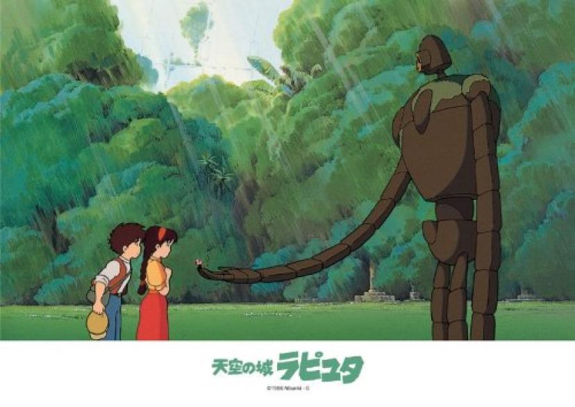 『天空の城ラピュタ』ロボット兵