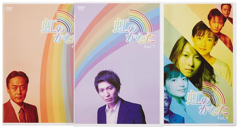 虹のかなた DVD-BOX 3