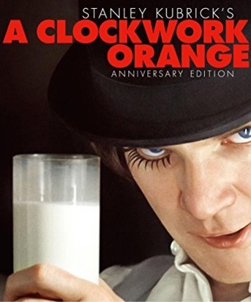 マルコム・マクダウェル『時計じかけのオレンジ』