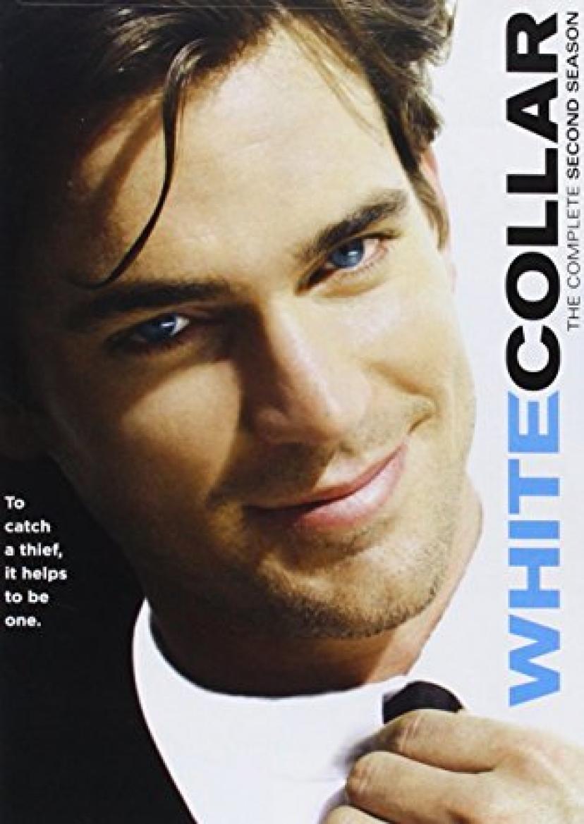マット・ボマー『ホワイトカラー』