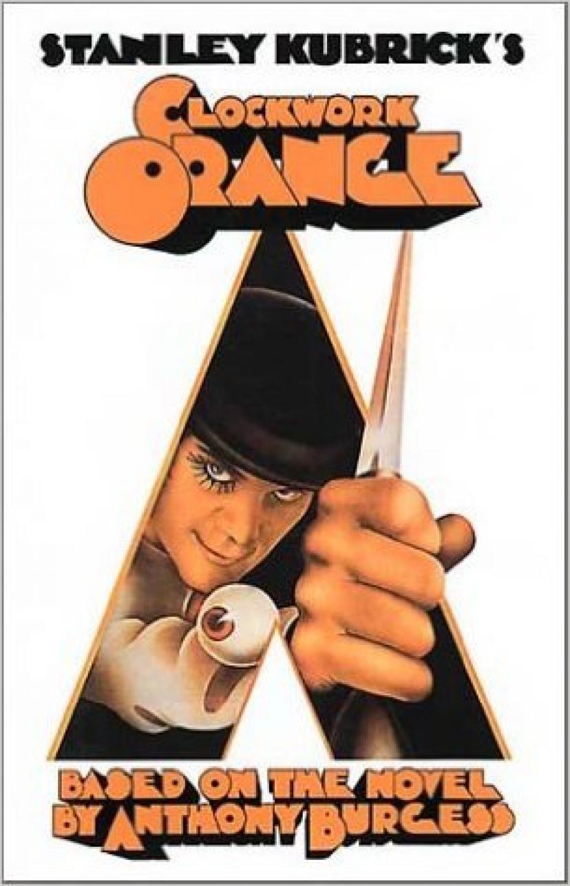 スタンリー・キューブリック『時計じかけのオレンジ』